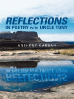 Reflections in Poetry with Uncle Tony