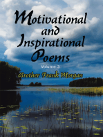 Motivational and Inspirational Poems, Volume 3