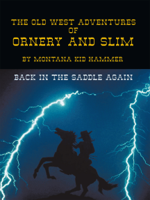 The Old West Adventures of Ornery and Slim: Back in the Saddle Again
