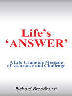 Life's 'Answer'