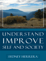 Understand, Improve - Self and Society