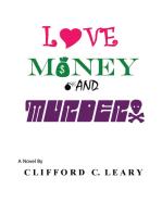 Love Money and Murder