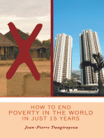 How to End Poverty in the World in Just 15 Years