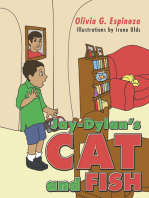 Jay-Dylan's Cat and Fish