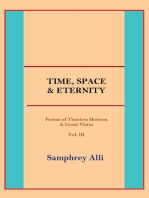 Time, Space & Eternity