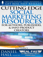 Cutting Edge Social Marketing Resources for Authors, Publishers, & Info-Product Creators