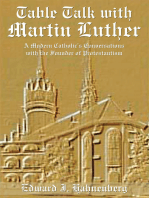 Table Talk with Martin Luther