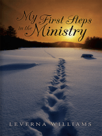 My First Steps in the Ministry