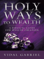 Holy Ways to Wealth