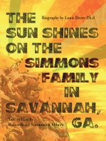 The Sun Shines on the Simmons Family in Savannah, Ga.