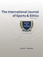 The International Journal of Sports & Ethics