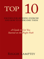 Top 10 Excuses for Avoiding Exercise and How to Overcome Them