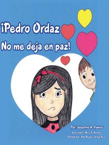 ¡Pedro Ordaz No Me Deja En Paz!
