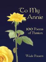 To My Annie