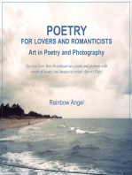 Poetry for Lovers and Romanticists