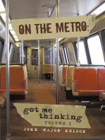 On the Metro: