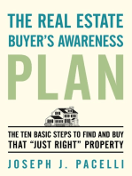 The Real Estate Buyer'S Awareness Plan
