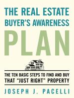 The Real Estate Buyer'S Awareness Plan