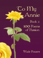 To My Annie Book 2