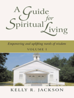 A Guide for Spiritual Living
