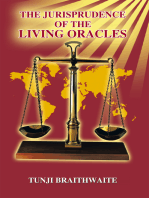 The Jurisprudence of the Living Oracles