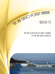 San Diego Poetry Annual 2010-11: The Best Poems from Every Corner of the Region
