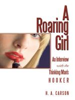 A Roaring Girl