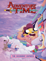 Adventure Time Original Graphic Novel Vol. 10