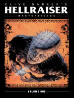 Clive Barker's Hellraiser Masterpieces Vol. 1