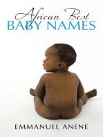 African Best Baby Names