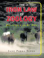 The Iron Law of Zoology
