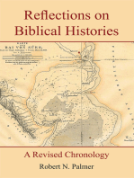 Reflections on Biblical Histories