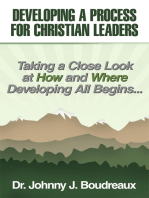 Developing a Process for Christian Leaders