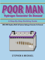 Poor Man Hydrogen Generator on Demand