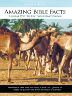 Amazing Bible Facts