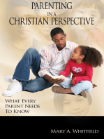 Parenting in a Christian Perspective