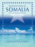 Revitalization of Somalia