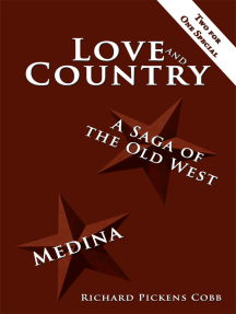 Love and Country: A Saga of the Old West Medina