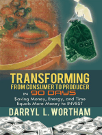 Transforming from Consumer to Producer in 90 Days