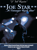 **Joe Star** a Teenager Rock Star*