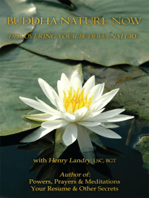 Buddha Nature Now: Discovering Your Buddha Nature, Fifth Anniversary Edition