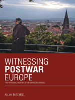 Witnessing Postwar Europe