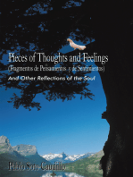 Pieces of Thoughts and Feelings (Fragmentos De Pensamientos Y De Sentimientos)
