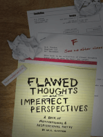 Flawed Thoughts & Imperfect Perspectives