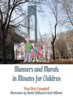 Manners and Morals in Minutes for Children