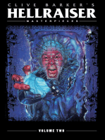 Clive Barker's Hellraiser Masterpieces Vol. 2