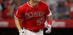 Angels Take On Rob Manfred, Stand Behind Mike Trout