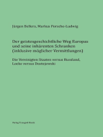 Der geistesgeschichtliche Weg Europas und seine inhärenten Schranken