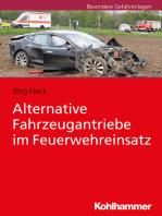 Alternative Fahrzeugantriebe im Feuerwehreinsatz