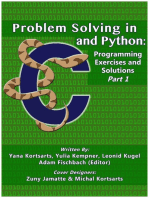 Problem Solving in C and Python
